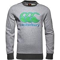 Logo Canterbury CCC-Felpa a girocollo.