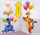 Decorazioni murali Winnie The Pooh