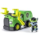 PAW PATROL 6037969 PAW Vehicle-Rocky's Mission Recycling Truck