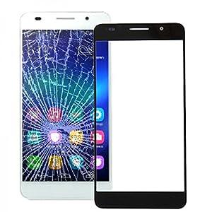Displayglas Schwarz für Huawei Honor 6 + Opening KIT TOOL