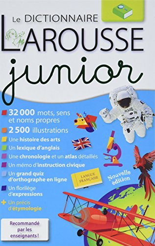 Larousse dictionnaire junior