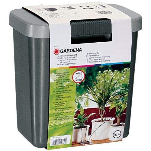 Gardena 1266-20 Urlaubsbewässerung, mit 9 L Vorratsbehälter