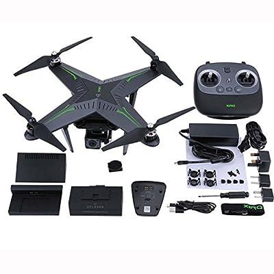 Xiro Zero Explorer Xplorer V Vision FPV Drone Body+5.8G Remote Controller+3 Axis Gimbal+1080P Camera+Range Extender