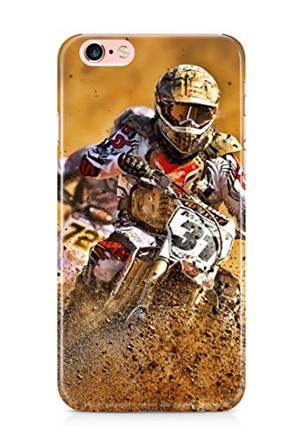 Racing motocross rally sports bike 3D cover case design for iPhone 7 13