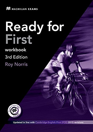 READY FOR FC Wb -Key Pk 3rd Ed (Ready for Series) por Roy Norris