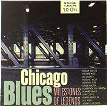 CHICAGO BLUES - Milestones Of Legends - 20 Original albums