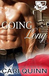 Going Long: Boys of Fall (Volume 1) by Cari Quinn (2015-01-19)