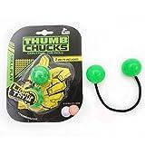 Ouneed ® Paquete de control Roll nudillos juego de pelota de dedo de juguete anti-estrés (D)