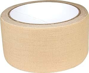 Chatterton / Ruban adhésif / Scotch en tissu ultra résistant et étanche Web-tex - 10m - Couleur Sable