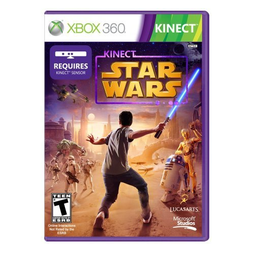 Kinect Star Wars - Xbox 360 by LucasArts (360 Star Wars Kinect)