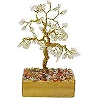 HARMONIZE Kristallstein Spirituelle Geschenk Reiki Baum Feng Shui Vastu Tischdekoration preisvergleich bei billige-tabletten.eu