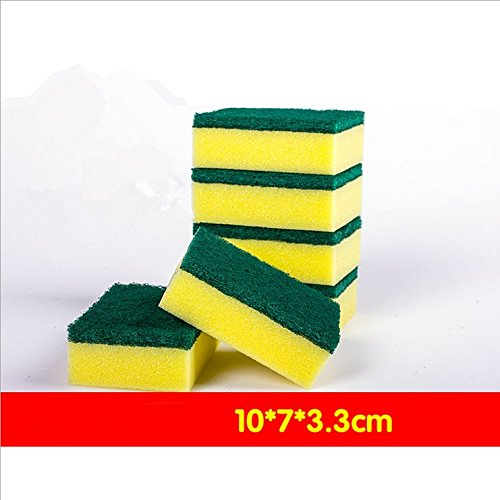 eqlefr-multipurpose-non-scratch-scrubbing-sponges-for-micro-clean-scouring-pad-set-of-3