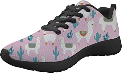 Woisttop, scarpe da corsa da uomo e donna, leggere, scarpe da ginnastica da corsa da città, scarpe da corsa con lacci