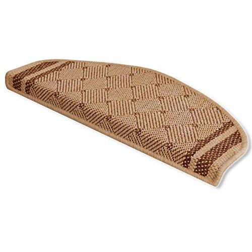 casa-purar-stair-tread-mats-amrum-terracotta-15-piece-set-rectangular-matching-runners-available