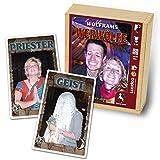 Personalisiertes 'Werwölfe' Kartenspiel / Partyspiel, bedruckt mit ihren Fotos