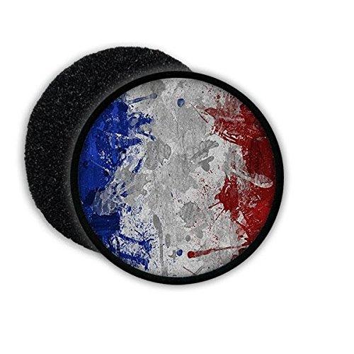 ich France Französich Paris Flagge Fahne Flag Abzeichen Wappen Aufnäher Emblem #20580 (Paris France Deko-ideen)