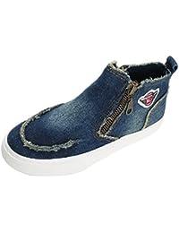 Alexis Leroy Origin - Zapatillas de lona hi-top Niños