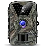 Victure Wildlife Trail Camera Trap 12MP 1080P HD Infrared Camera Cam with Night