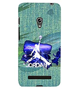 PRINTSWAG PLAYER Designer Back Cover Case for ASUS ZENFONE 5 A501CG
