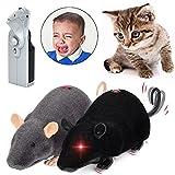 TianranRT Télécommande sans fil souris Fun électrique télécommande sans fil en...