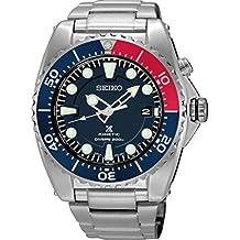 Para hombre Seiko Kinetic Prospex Diver reloj ska759p1