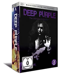 Deep Purple - Maestros from the Vaults [3 DVDs]