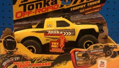 Funrise Tonka Off Road Trophy Truck Lights & Sounds