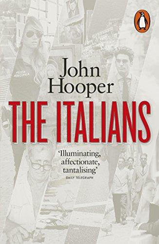 The Italians (English Edition) por John Hooper