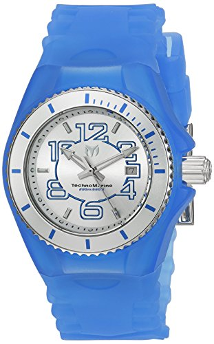 TECHNOMARINE WOMEN'S CRUISE JELLYFISH 34MM STEEL CASE QUARTZ WATCH TM-115125