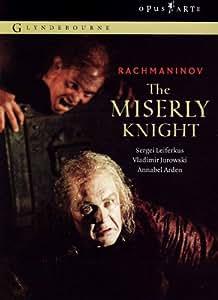 Rachmaninov:  The Miserly Knight [DVD] [2005] [2010]