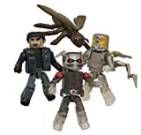 Marvel Ant-Man Minimates Box Set - San Diego Comic-Con 2015 Exclusive by Diamond Select by Diamond Select