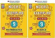 Oswaal NCERT Exemplar (Problems - Solutions) Class 9 Maths, Science
