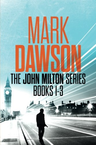 The John Milton Series: Books 1-3: The John Milton Series
