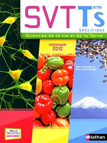 SVT Term S spécifique par Yousra Hassaïnya-Fourneau