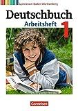 Deutschbuch Gymnasium - Baden-Württemberg - Bildungsplan 2016: Band 1: 5. Schuljahr - Arbeitsheft mit Lösungen - Dr. Margret Fingerhut