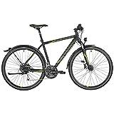 Bergamont Helix 6.0 EQ Herren Cross Trekking Fahrrad schwarz/grün 2017: Größe: 61cm (186-201cm)
