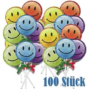 EXS Condom Lollipops - 100 préservatifs de sucette