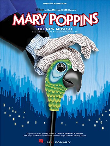 Mary Poppins: The Musical - Vocal Select...