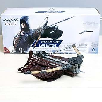 Arme - Assassin - Assassin's Creed - Blanc - en PVC