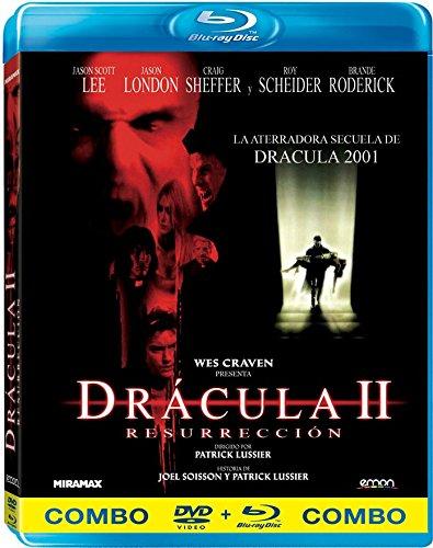 Drácula II: Resurrección (DVD+BD) [Blu-ray] 51zhUmpbYOL