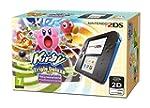 Nintendo 2DS Console Nero/Blu + Kirby...