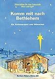 Komm mit nach Bethlehem - Elena Jell