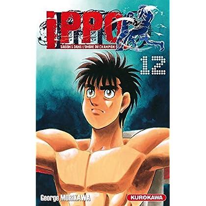 Ippo - saison 5, Dans l'ombre du champion - tome 12 (12)