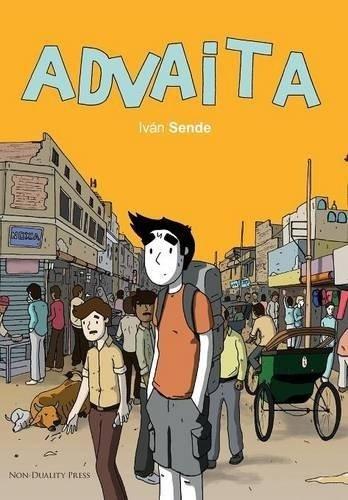 Advaita: The Comic Book por Iván Sende