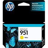 HP 951 Yellow Original Ink Cartridge (CN052AE)
