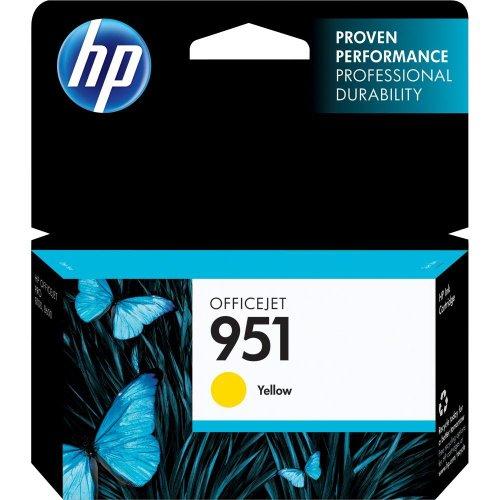 Preisvergleich Produktbild HP 951 Gelb Original Druckerpatrone für HP Officejet Pro