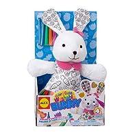 ALEX Toys Alex 69Wr Color And Cuddle Bunny Multi Color