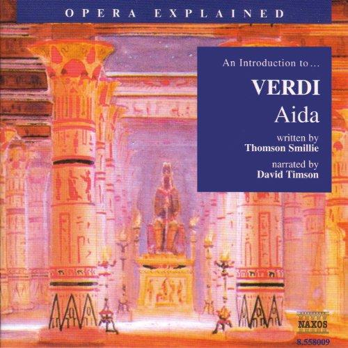 Verdi: Aida  Audiolibri
