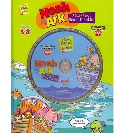 Noah and the Ark: A Story about Being Thankful (I Can Read the Bible!) (Hardback) - Common