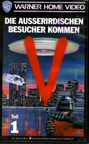 V Die Außerirdischen Besucher Kommen Dvds Blu Rays